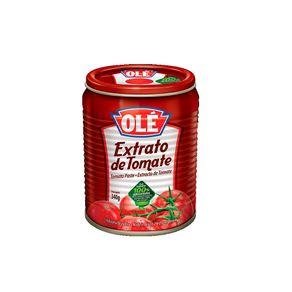 Extrato de Tomate Olé Lata 340g