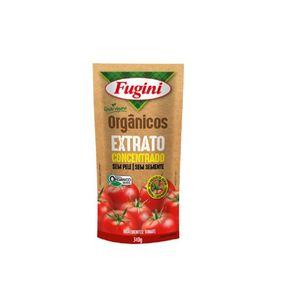 Extrato de Tomate Orgânico Fugini 340g