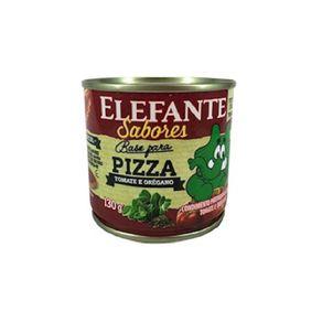 Extrato de Tomate Pizza Elefante 130g