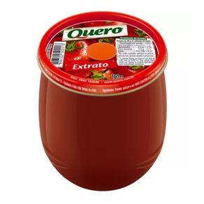 Extrato de Tomate Quero Copo 190g