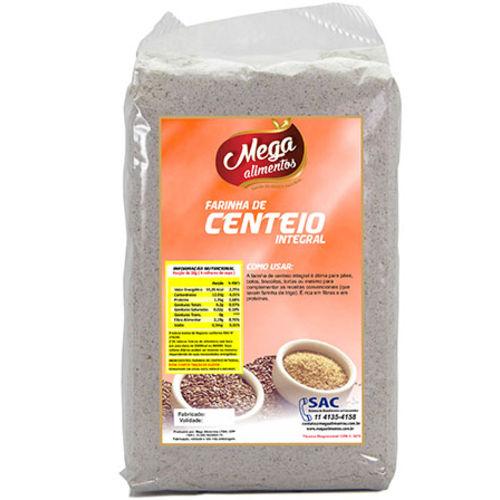 Farinha de Centeio Integral 500 G