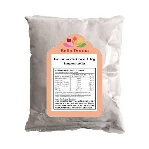 Farinha de Coco 1 Kg