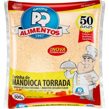 Farinha de Mandioca Torrada PQ 1kg