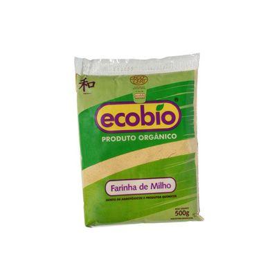 Farinha de Milho Pacote de 500g - Ecobio