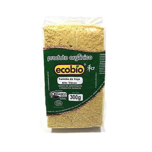 Farinha de Soja Orgânica Ecobio 300g