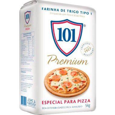 Farinha de Trigo Especial para Pizza 101 5kg