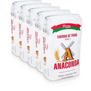 Farinha de Trigo para Pizza Dona Benta 5kg