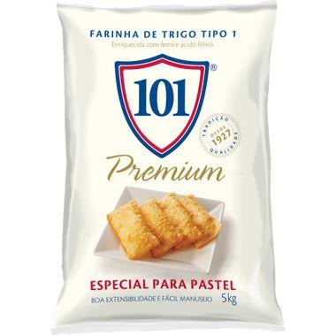 Farinha de Trigo Especial Pastel 101 5kg