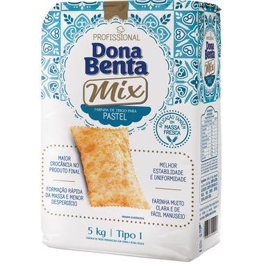 Farinha de Trigo Especial para Pastel Dona Benta 5kg