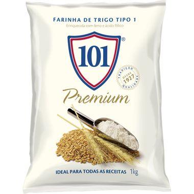 Farinha de Trigo Premium 101 1kg