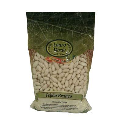 Feijão Branco Sem Glúten 500g - Louro Verde