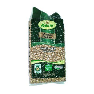 Feijão Carioca Orgânico 1kg - Korin