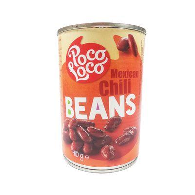Feijão Mexicano 410g - Poco Loco