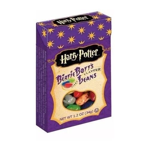 Feijõezinhos Todos Sabores Harry Potter Jelly Belly