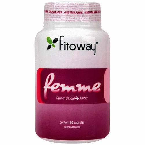 Femme Fitoway (amora + Germen Soja)