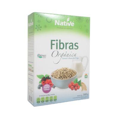 Fibras Orgânicas 300g - Native