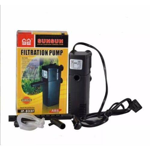 Filtro Interno com Chafariz Sunsun JP-033F 600L/H