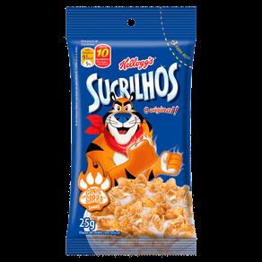 Flocos de Milho com Açúcar Kellogg´s Sucrilhos Original 25g