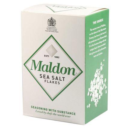 Flocos de Sal Marinho Maldon - 250G