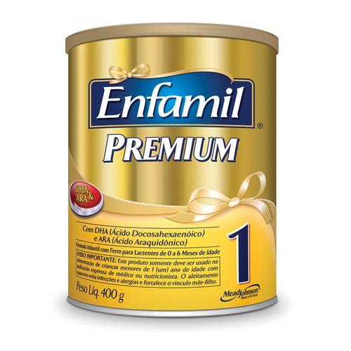 Fórmula Infantil Enfamil Premium 1 400g