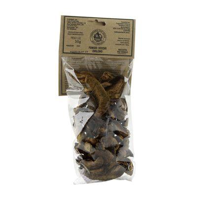 Funghi Secchi Chileno 50g - Companhia das Ervas
