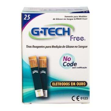 G-tech Free 1 25tiras