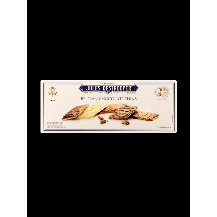 Galletas de Chocolate Jules Destrooper 100 G