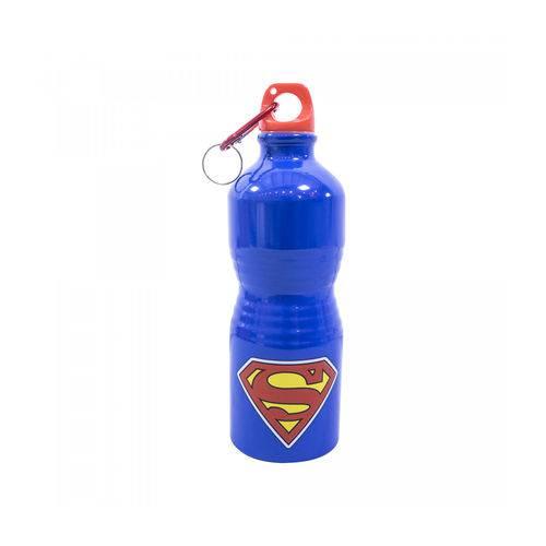 Garrafa Alumínio Liga da Justiça 500 Ml - Super Homem