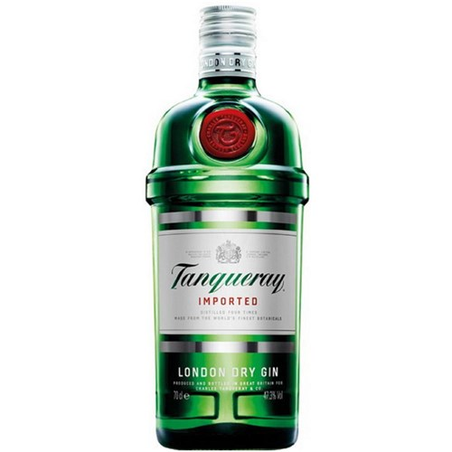Gin Importado Tanqueray Garrafa 750ml