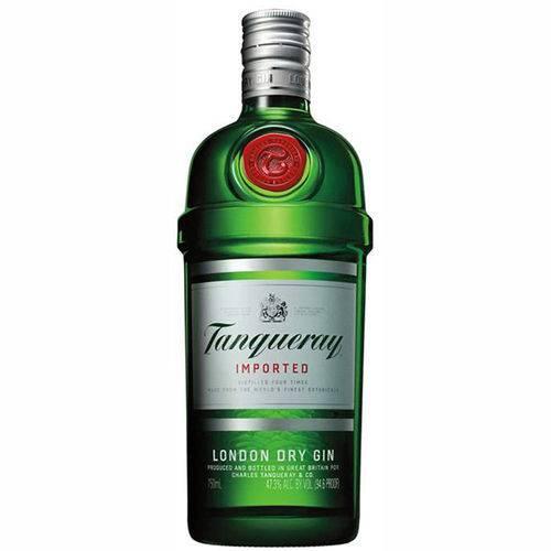Gin Tanqueray 750ml-gf