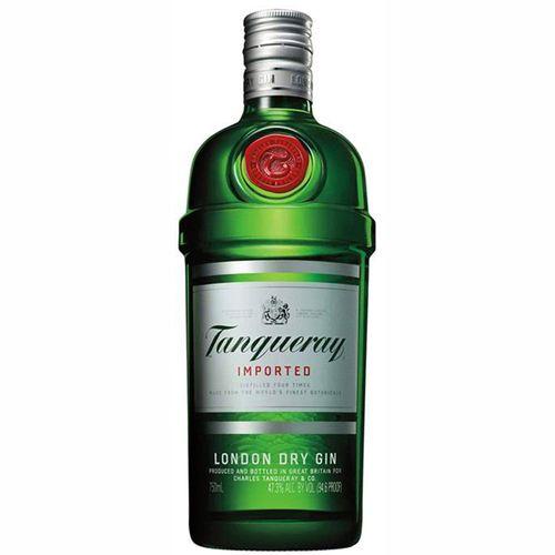Gin Tanqueray Garrafa 750 Ml
