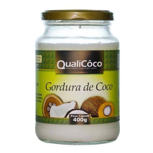 Gordura de Coco 400ml