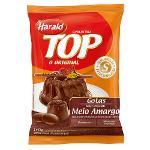 Gotas de Chocolate Fracionado Meio Amargo 1,050kg - Harald