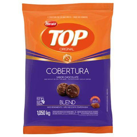 Gotas de Chocolate Fracionado Top Blend 1,05kg - Harald