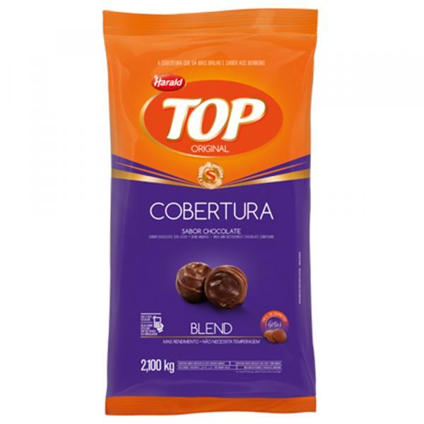 Gotas de Chocolate Fracionado Top Blend 2,1kg - Harald