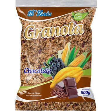 Granola Chocolate D´Laiz 800g