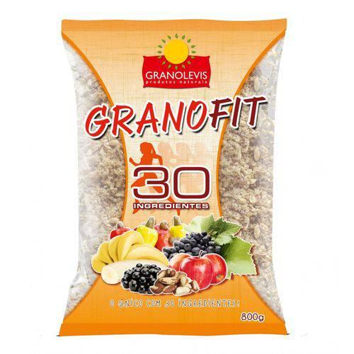 Granola Granofit - 30 Ingredientes