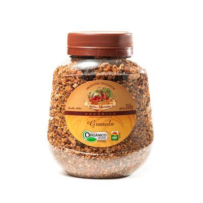Granola Orgânica 350g - Sítio do Moinho