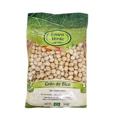 Grão de Bico Sem Glúten 500g - Louro Verde