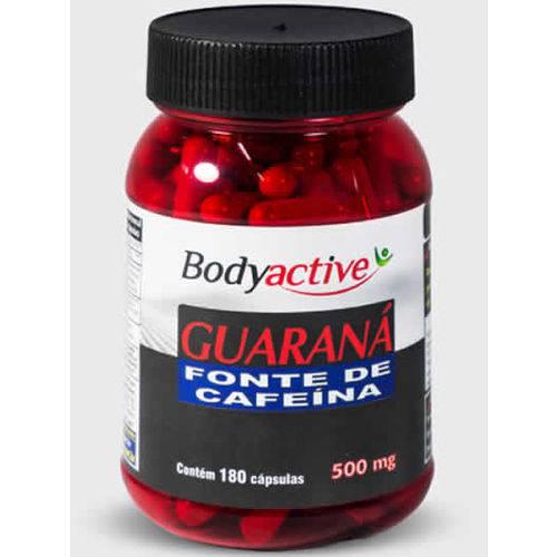 Guaraná 180 Cápsulas Bodyactive