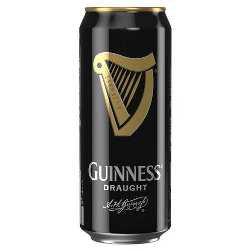 Guinness Draught In Can 440ml