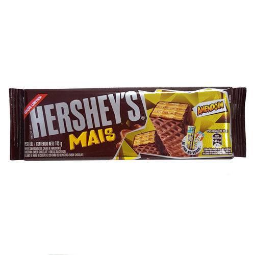 Hersheys Mais Amendoim 115g - Hersheys