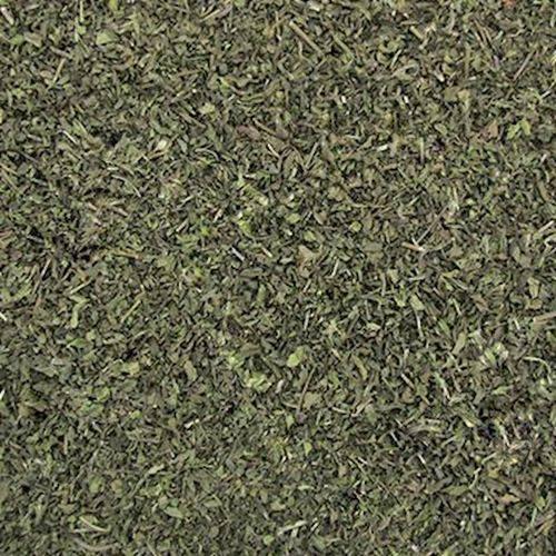 Hortelã Importada Flocos Desidratada ( Granel 100g )