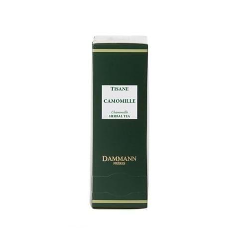 Infusão Herbal Camomila Dammann