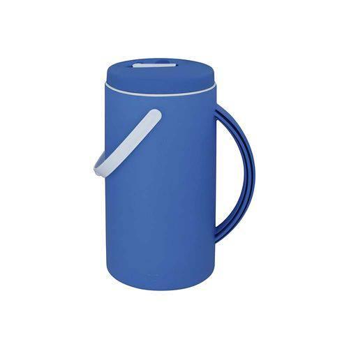 Jarra Térmica Nativa 2,5 Litros Azul