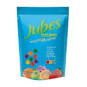 Jubes Fruit Snack Original Frutas Dori 100g