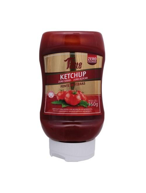 Ketchup Zero Sódio Mrs Taste 350g