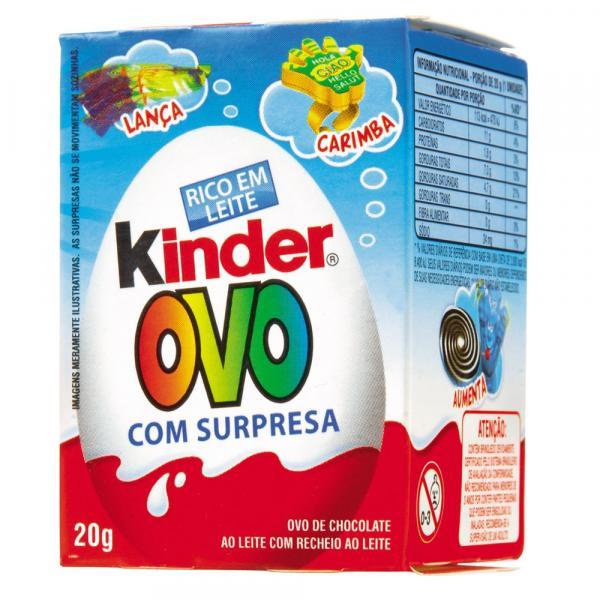 Kinder Ovo Menino 20g - Ferrero