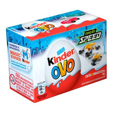 Kinder Ovo Speed C/2 - Ferrero