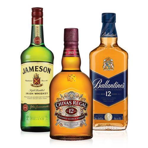 Kit Degustação Whisky
